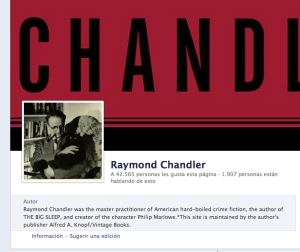 Raymon Chandler Facebook